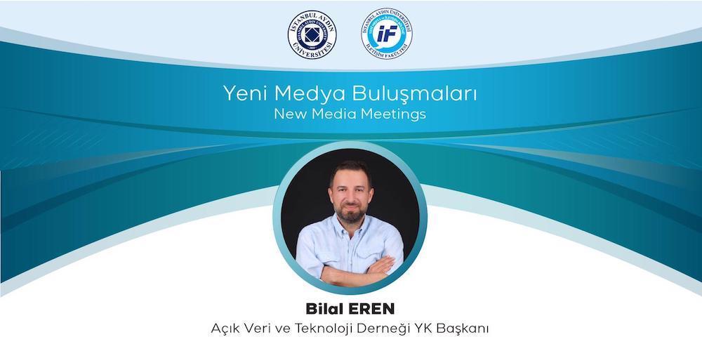 İstanbul Aydın Üniversitesi Yeni Medya Öğrencileriyle Buluştuk